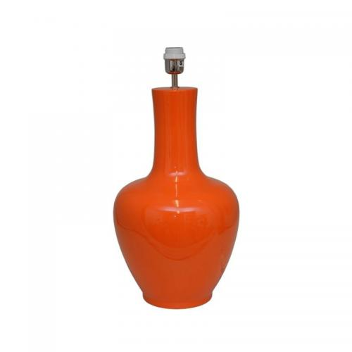 Lampfot Dilbar Orange