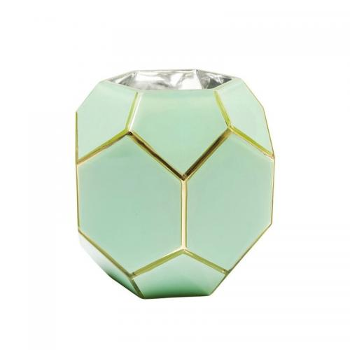 Vas | Dekor Grön pastell