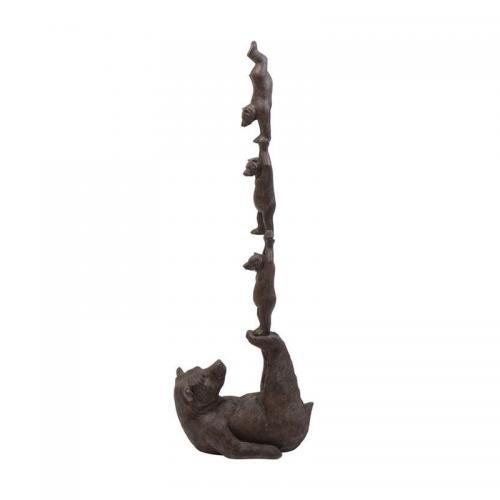 En unik och personlig inredningsdetalj och hög skulptur