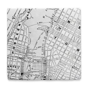 Servett Karta New York