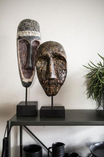 Skulptur Araschna 45 cm