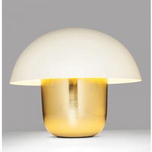 Bordslampa Svampen vit