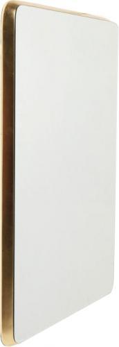 Spegel Simplicity Guld 94x64 cm
