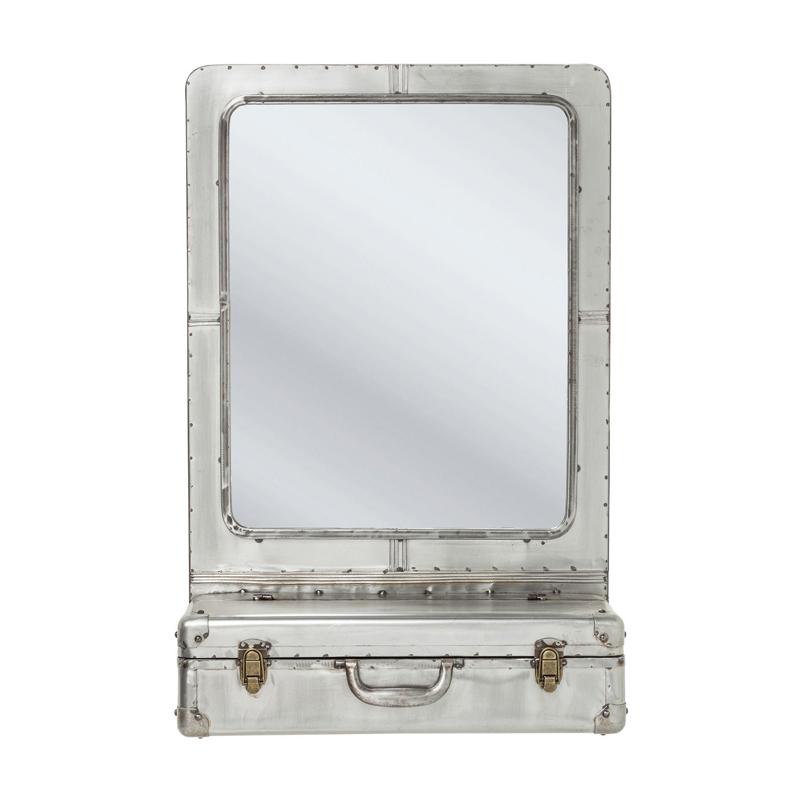 Spegel Steel Suitcase