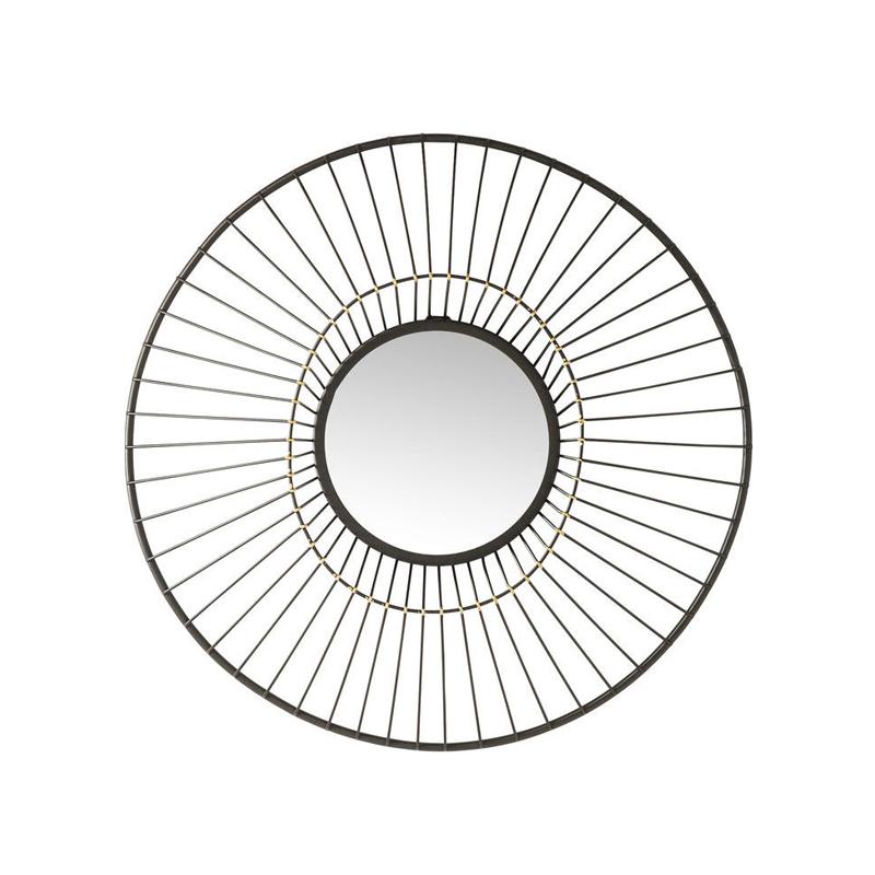 Spegel Strings on rings, Ø61cm