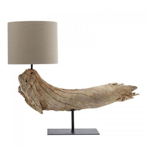 Bordslampa Puro trä