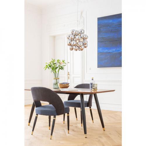 Tavla Deep Blue, 155x155