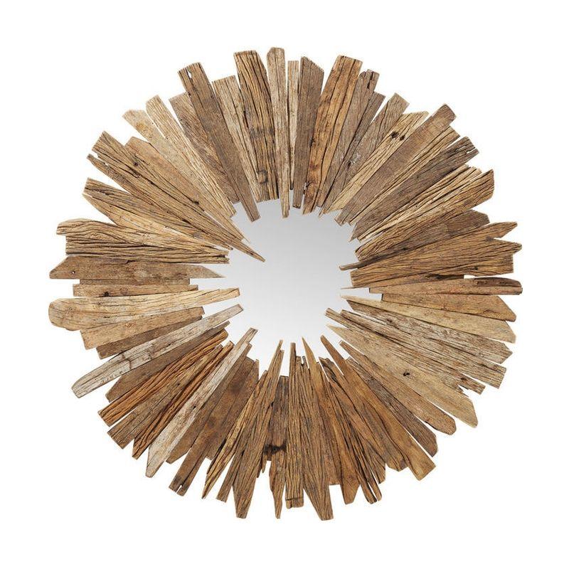 Rund Spegel Good Wood
