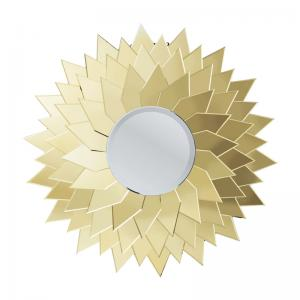 Spegel Sol 120 cm