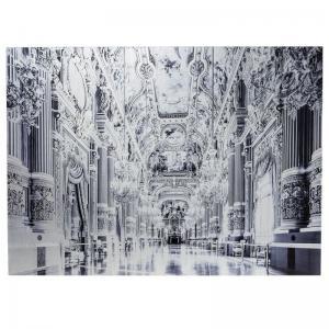 Glastavla Versailles 120x180cm