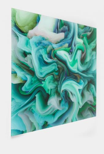 Tavlor med print på glas - Wohnzimmer.se