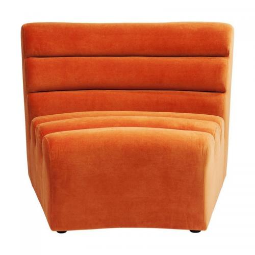 Fåtölj Modul Orange
