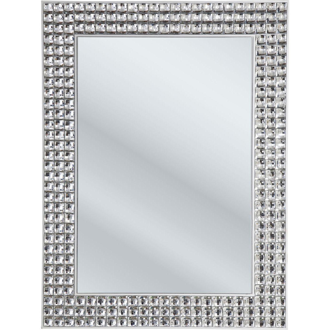 spegel crystals. Black Bedroom Furniture Sets. Home Design Ideas