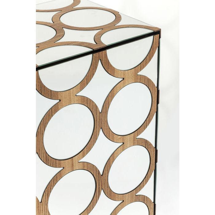 byrå speglar ~ skåp  sideboard speglar i ring