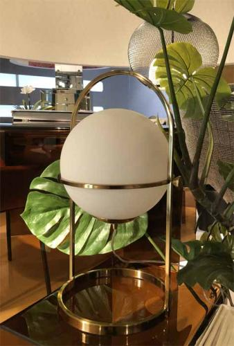 Bordslampa Deco Globe