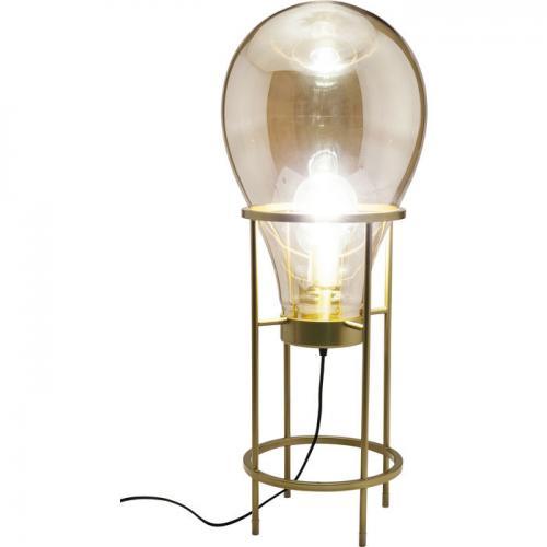 Bordslampa Pear, Guld 78 cm