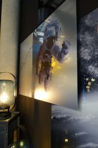 Glastavla | Fototavla In Space 80x120