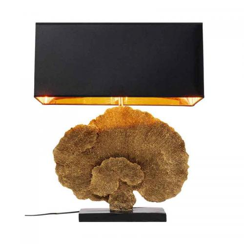 Bordslampa Coral Gold