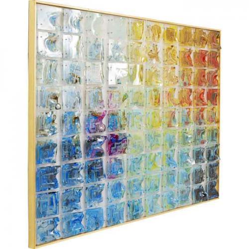 Tavla Spektrum, 100x150 cm