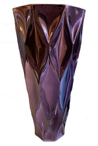 Vas Romb Metallic, Violett