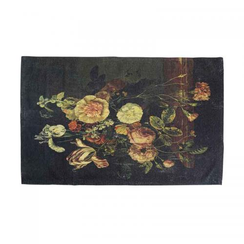 Matta Vintage Flowers, 170x200 cm