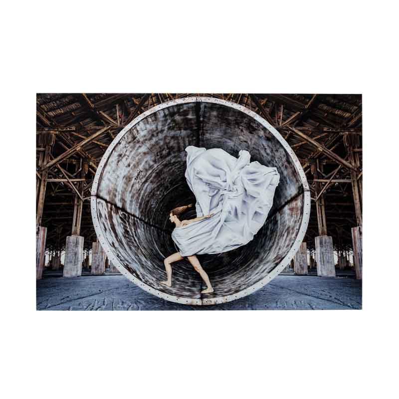 Glastavla Foto In motion, 120 x 180 cm