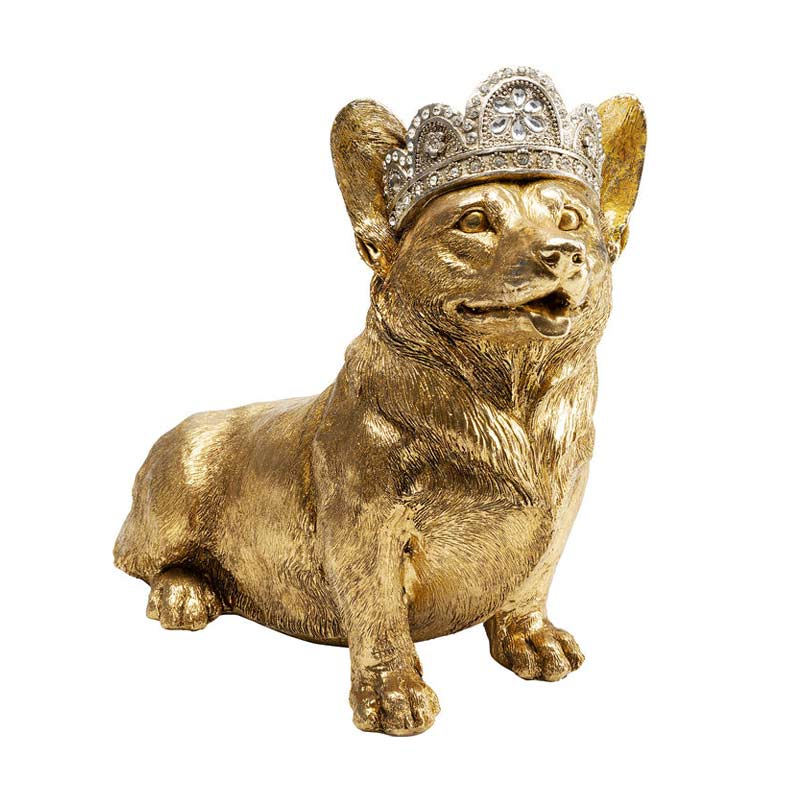 Dekor Royal Dog, sittande 45 cm