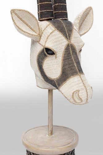 Skulptur Dekor Antilop, 124 cm