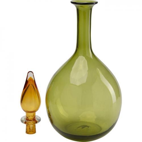 Karaff | Vas Oriental Green, 38 cm