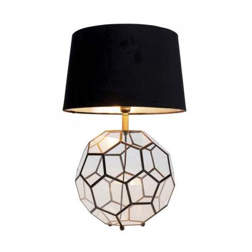 Bordslampa Cubic Glas