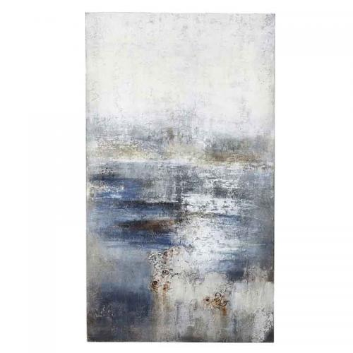 Tavla Canvas Old Dock, 210x120 cm