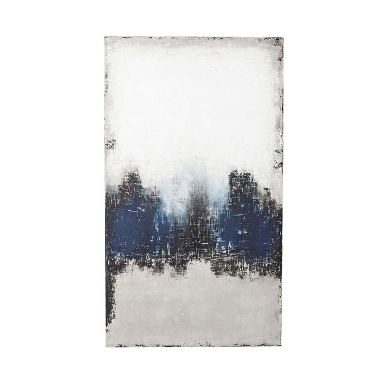 Tavla Coastline, abstrakt 210x120 cm