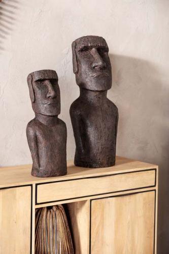 Skulptur Easter Island 59 cm