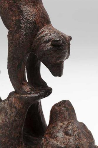 Skulptur Björnbus