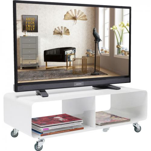 TV-bänk White lounge