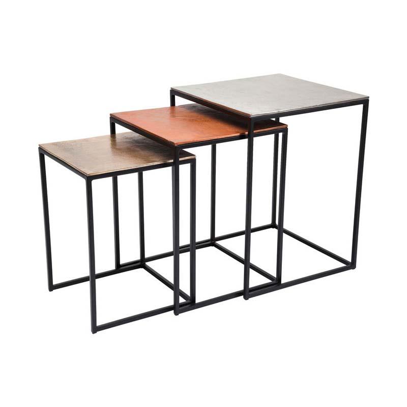Satsbord Loft, 3 bord