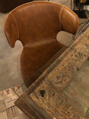 Stol Cognac