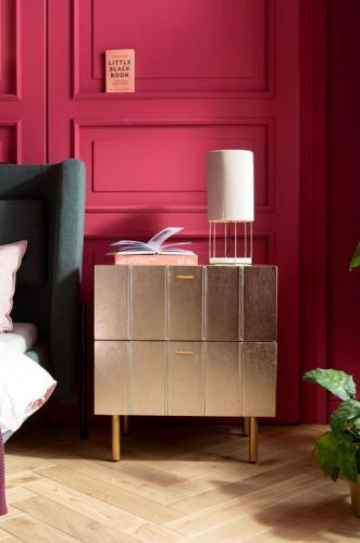 Byrå | Sängbord Venice, 2 lådor