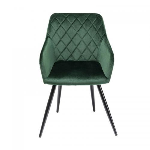 Stol Proper, Grön sammet