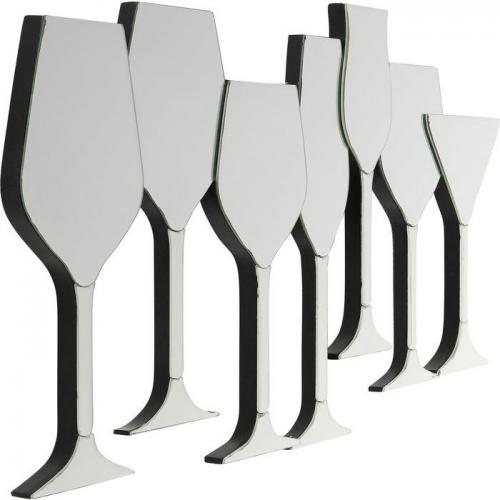 Spegel Bar 100 cm.