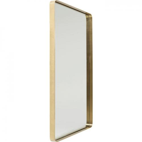Spegel Clean Mässing 120 cm