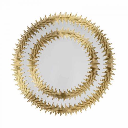 Spegel Golden Art, 132 cmØ
