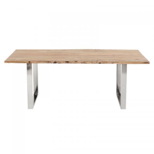Matbord Harmony Trä och krom, 160 cm