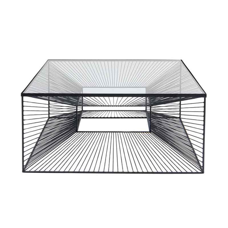 Soffbord Graphic, Glas