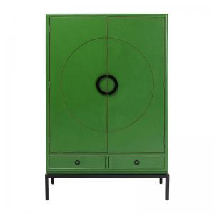 Skåp Jazz Grön