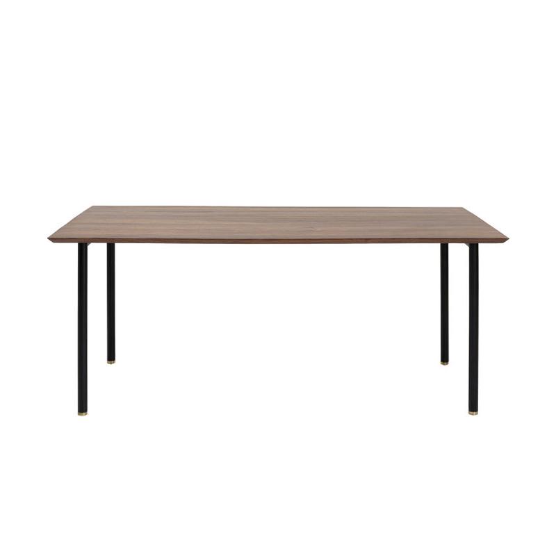 Matbord Ravello, mörkt trä 180 cm