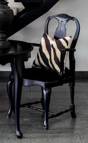 Kuddfodral Zebra Linne
