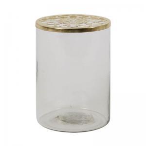 Vas Adeline, glascylinder 16 cm
