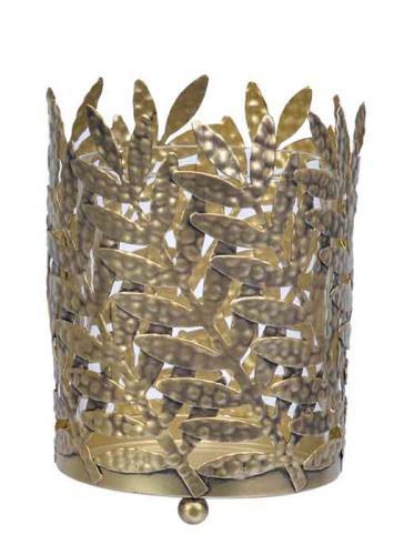 Ljuslykta Guldblad 16 cm