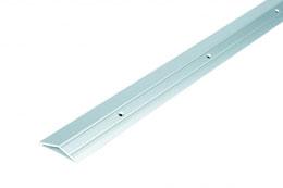 Nivålist 45x15 mm Silver 180cm